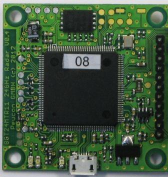 24 GHz Radar -